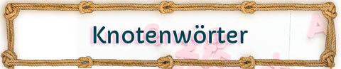 Knotenwörter - Nie wieder undeutlich Sprechen